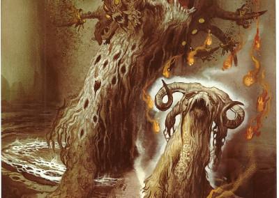 Tavola XI: Le bestie