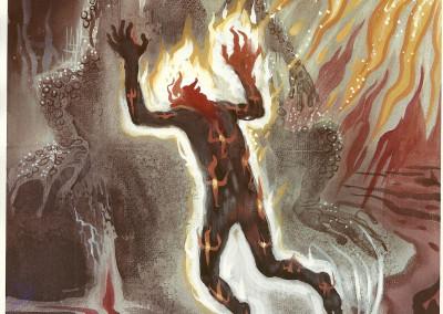 Tavola XIII: Le sette coppe