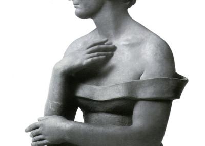 Giulia, 1952, plastilina, 24x33x42 cm