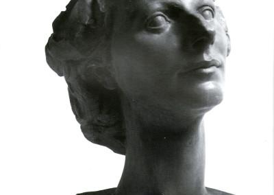 Licina, 1937, terracotta, 30x34 cm
