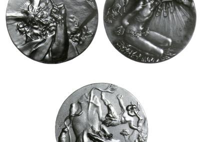 Mosè/Abramo e Isacco/ Assalonne